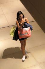 BRUNA MARQUEZINE Out Shopping in Rio De Janeiro 12/04/2017