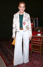 BUSY PHILIPPS at Aalice & Olivia Denim Launch Party in Los Angeles 11/30/2017