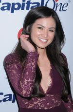 CAILA QIUNN at Z100 Jingle Ball in New York 12/08/2017