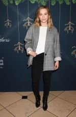 CAILEE RAE at Brooks Brothers Holiday Celebration with St Jude Children's Research Hospital in Beverly Hills 12/02/2017