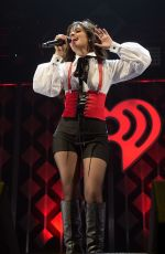 CAMILA CABELLO Performs at Y100 Jingle Ball in Sunrise Florida 12/17/2017