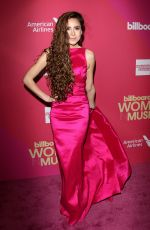 CAMILA GALLARDO at 2017 Billboard Women in Music Awards in Los Angeles 11/30/2017