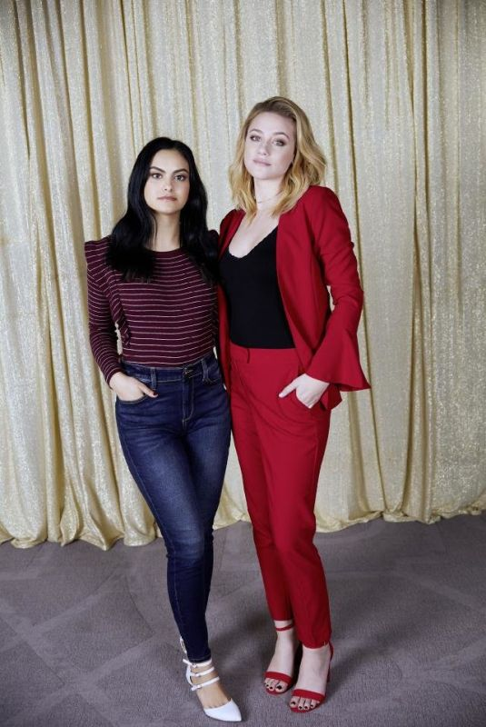 CAMILA MENDES and LILI REINHART for JCPenney Prom 2018 Campaign