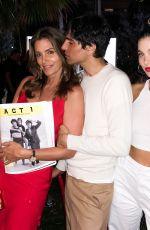 CAMILA MORRONE at Act 1 Magazine by Sebastian Faena Dinner in Miami 12/06/2017