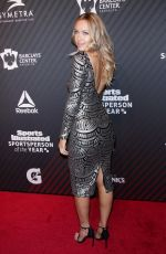 CAMILLE KOSTEK at Sports Illustrated Sportsperson of the Year 2017 Awards in New York 12/05/2017