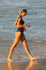 CANDICE SWANEPOEL on the Beach at Fernando De Noronha - 12/15/17