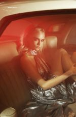 CARA DELEVINGNE for Jimmy Choo 2017/2018 Holiday Campaign