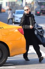 CAREY MULLIGAN Out Shopping in New York 12/05/2017