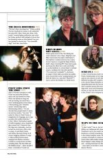 CARRIE FISHER in Total Film Magazine, Annual 2018
