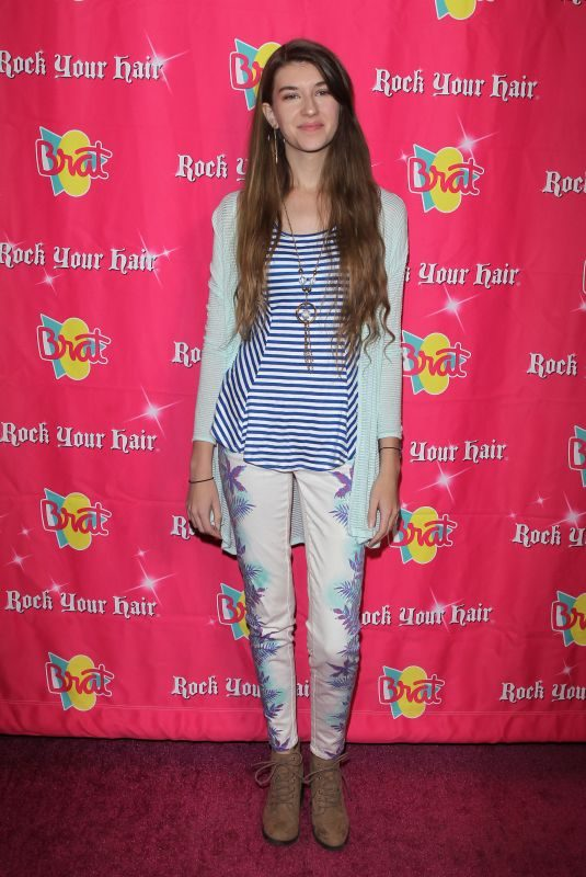 CASEY BURKE at Annie LeBlanc 13th Birthday Party in Malibu 12/09/2017