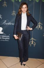 CATERINA SCORSONE at Brooks Brothers Holiday Celebration with St Jude Children's Research Hospital in Beverly Hills 12/02/2017