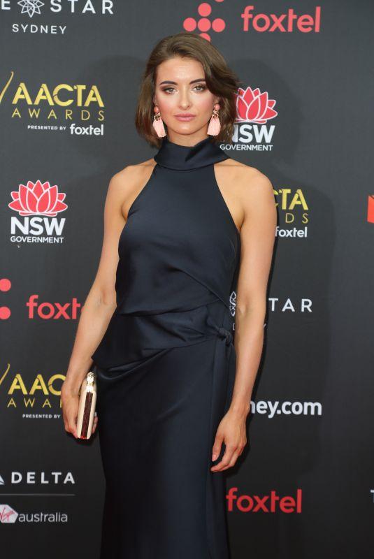 CELIA MASSINGHAM at 2017 AACTA Awards in Sydney 12/06/2017