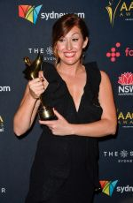 CELIA PACQUOLA at 2017 AACTA Awards in Sydney 12/06/2017