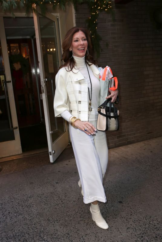 CHARLOTTE JONES at Cosmo's 100 Most Powerful Women Luncheon in New York 12/11/2017