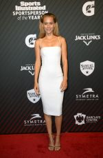 CHASE CARTER at Sports Illustrated Sportsperson of the Year 2017 Awards in New York 12/05/2017