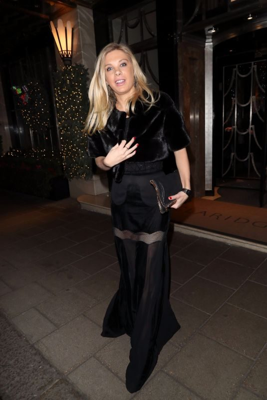 CHELSY DAVY at Brilliant is Beautiful VIP Gala Fundraiser in London 12/01/2017