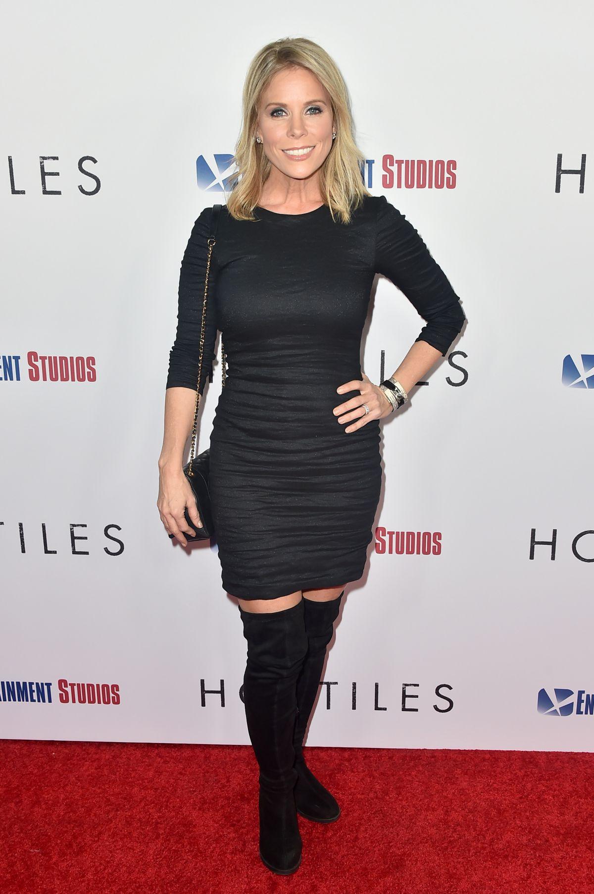 CHERYL HINES at Hostiles Premiere in Los Angeles 12/14 ...