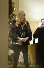 CHIARA FERRAGNI Out and About in Rome 12/02/2017