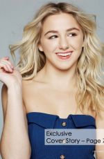 CHLOE LUKASIAK in Nationalist Magazine, December 2017