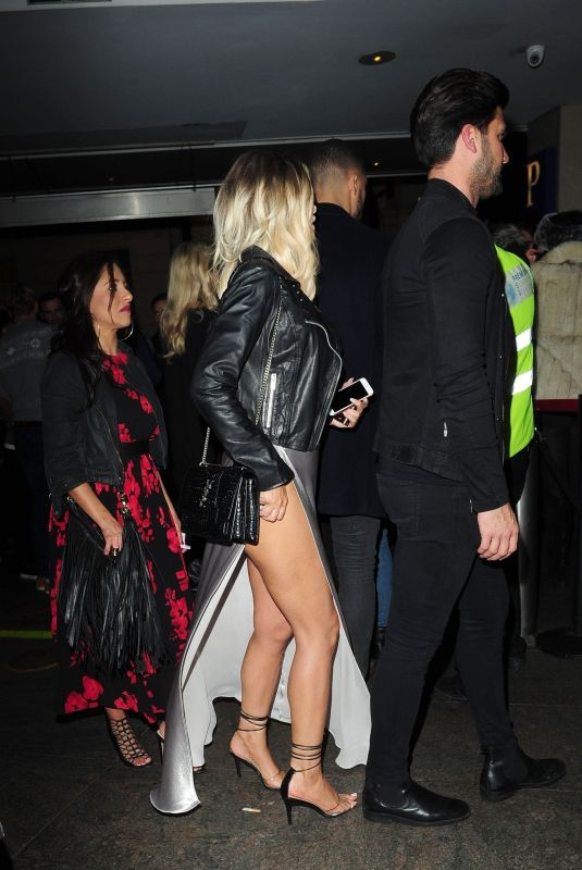 CHLOE SIMS at Drama Nightclub in London 12/03/2017