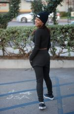 CHRISTINA MILIAN Out and About in Los Angeles 12/16/2017