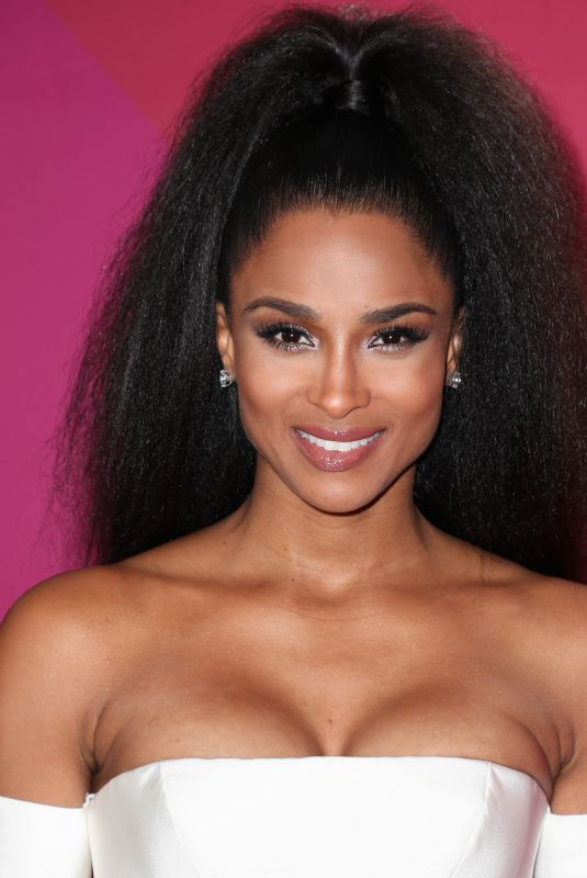 CIARA at 2017 Billboard Women in Music Awards in Los Angeles 11/30/2017