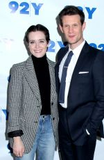 CLAIRE FOY at The Crown Screening in New York 12/04/2017