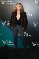 CLAUDIA BLACK at The Game Awards 2017 at Microsoft Theater in Los Angeles 12/07/2017