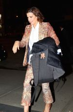COBIE SMULDERS Arrives at Bowery Hotel in New York 12/13/2017