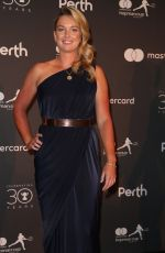 COCO VANDEWEGHE and Jack Sock at Hopman Cup New Years Eve Players Ball in Perth 12/31/2017