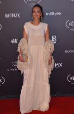 CRISTINA UMANA at Fenix Film Awards in Mexico City 12/06/2017