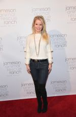 CRYSTAL HUNT at Jameson Animal Rescue Ranch Presents Napa in Need in Beverly Hills 12/02/2017