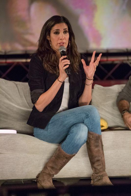 DANIELA RUAH at Comic-con in Portugal 12/17/2017