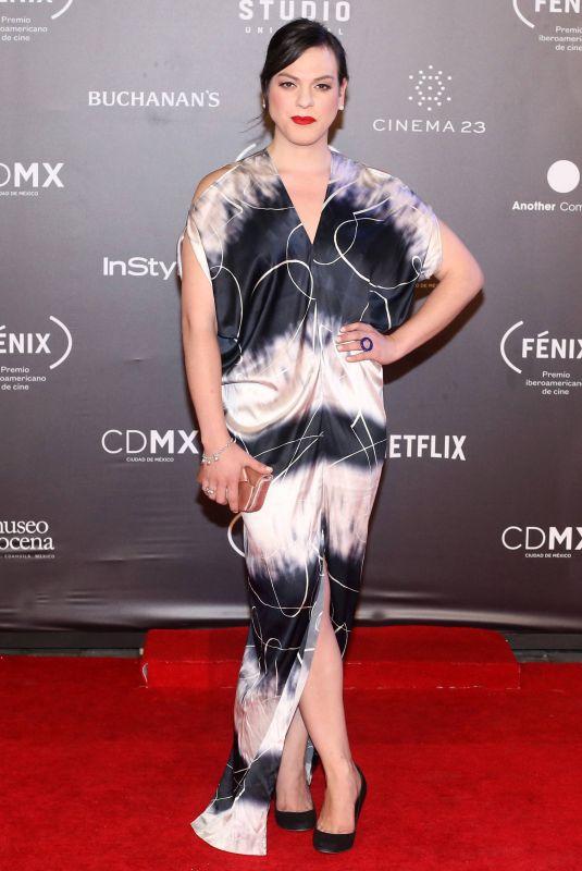 DANIELA VEGA at Fenix Film Awards in Mexico City 12/06/2017