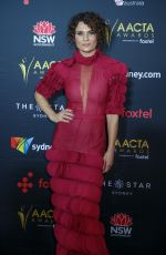 DANIELLE CORMACK at 2017 AACTA Awards in Sydney 12/06/2017