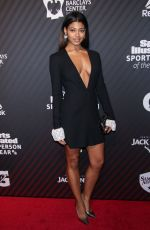 DANIELLE HERRINGTON at Sports Illustrated Sportsperson of the Year 2017 Awards in New York 12/05/2017