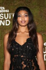 DANIELLE HERRINGTON at Sports Illustrated Swimsuit Island at W Hotel in Miami 12/07/2017