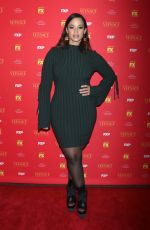 DASCHA POLANCO at The Assassination of Gianni Versace: American Crime Story Premiere in New York 12/11/2017