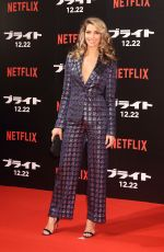 DAWN OLIVIERI at Bright Premiere and Photocall in Tokyo 12/19/2017