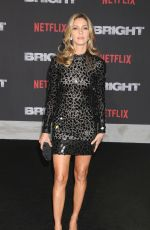 DAWN OLIVIERI at Bright Premiere in Los Angeles 12/13/2017