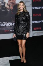 DAWN OLIVIERI at Bright Premiere in Los Angeles 12/13/2017