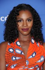 DEBORAH AYORINDE at 2017 Beat the Odds Awards in Los Angeles 12/07/2017