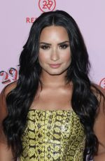 DEMI LOVATO at Refinery29 29Rooms Los Angeles: Turn It Into Art Opening Party 12/06/2017