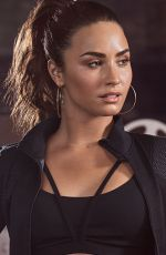 DEMI LOVATO by K. Otto for Fabletics 2017