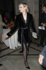 DIANE KRUGER at 22nd Annual Acria Holiday Dinner in New York 12/14/2017