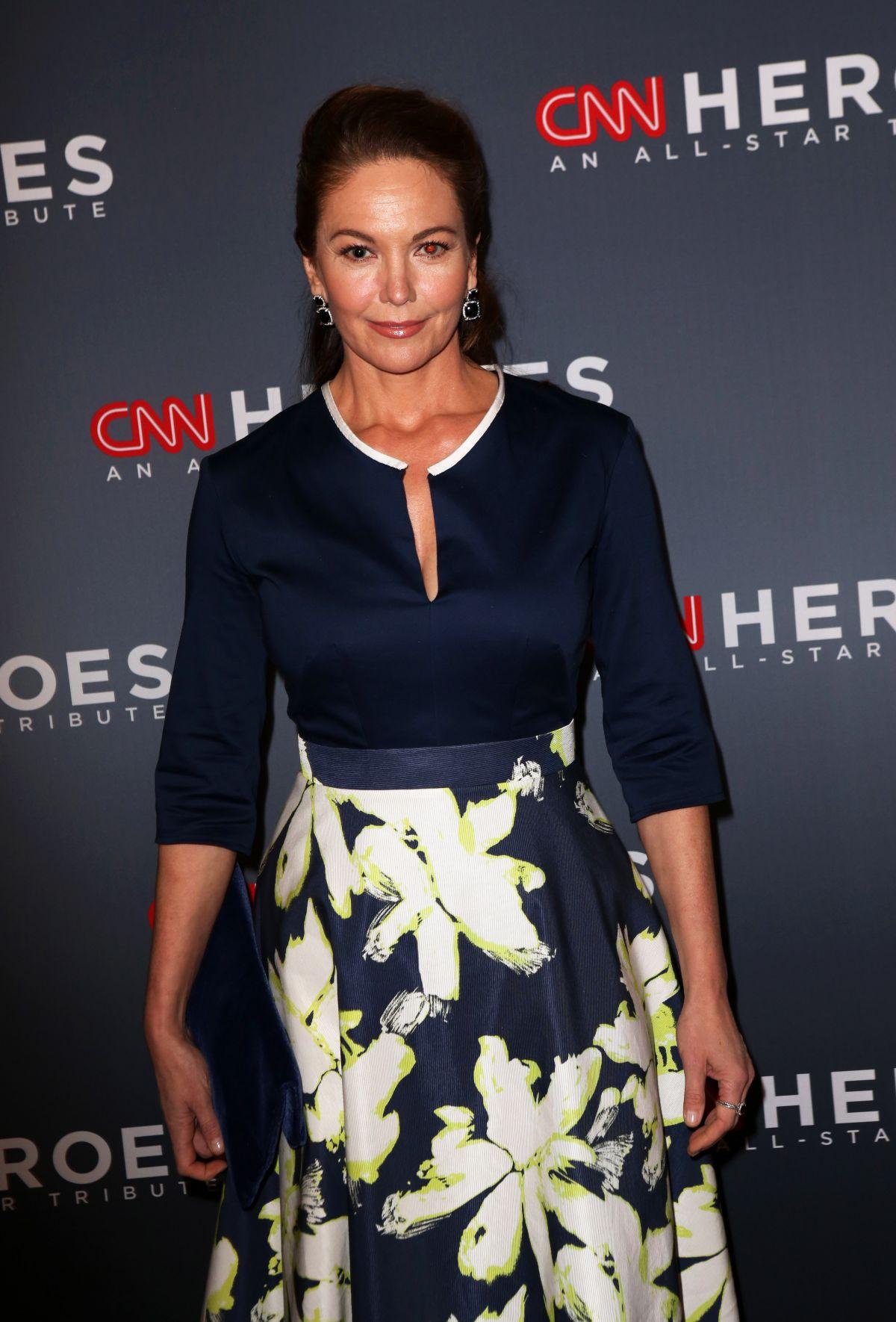 DIANE LANE at 11th Annual CNN Heroes: An All-star Tribute ...