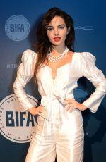 DOINA CIOBANU at British Independent Film Awards in London 12/10/2017
