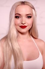 DOVE CAMERON af Dove x Bellami Collection Launch Party in Los Angeles 12/02/2017