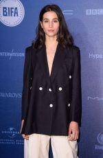 ELISA LASOWSKI at British Independent Film Awards in London 12/10/2017