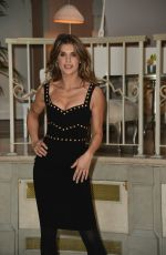 ELISABETTA CANALIS at Le Spose Di Costantino TV Show Photocall in Milan 12/19/2017